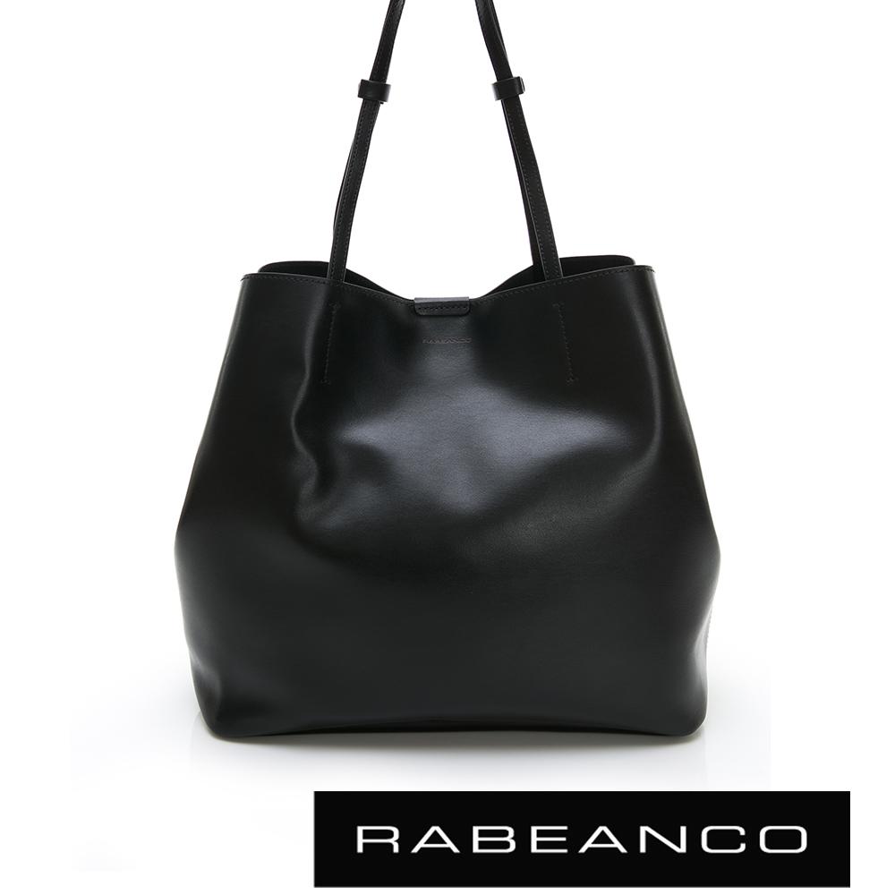 RABEANCO HARI 大容量子母手提袋 黑