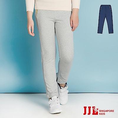 JJLKIDS 運動吧!女孩顯瘦運動褲(2色)