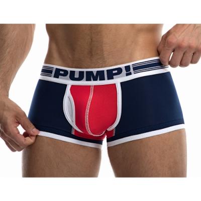PUMP!皇家學院四角內褲