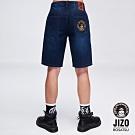 地藏小王  BLUE WAY  -  基本五袋牛仔短褲
