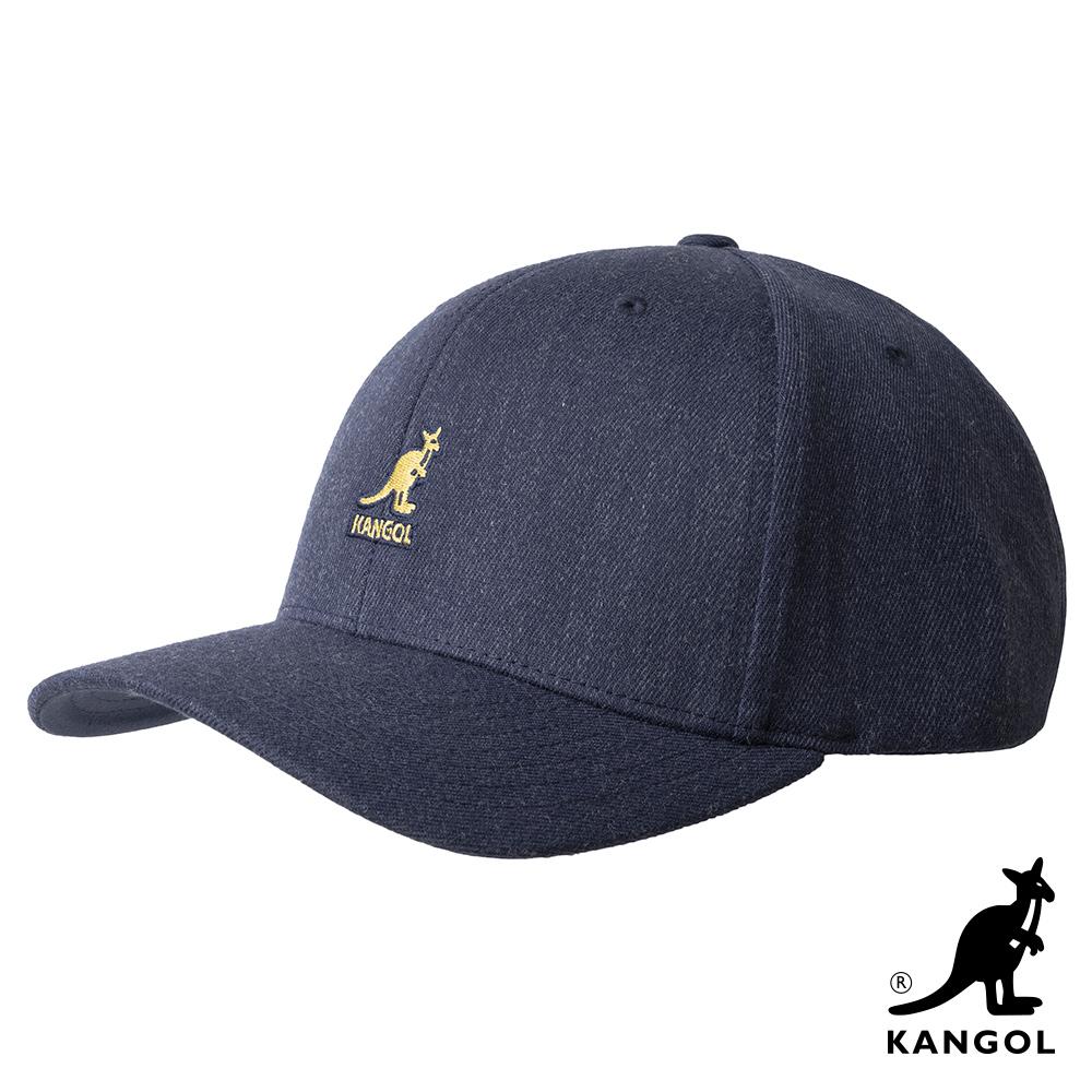 KANGOL棒球帽-丹寧色