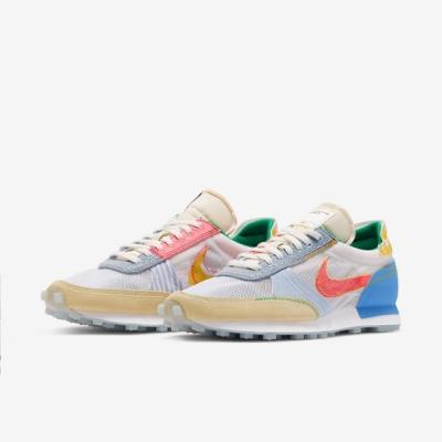 Nike 休閒鞋 Dbreak Type 運動 男女鞋 基本款 復古鞋型 舒適 情侶穿搭 藍 黃 CZ8654164