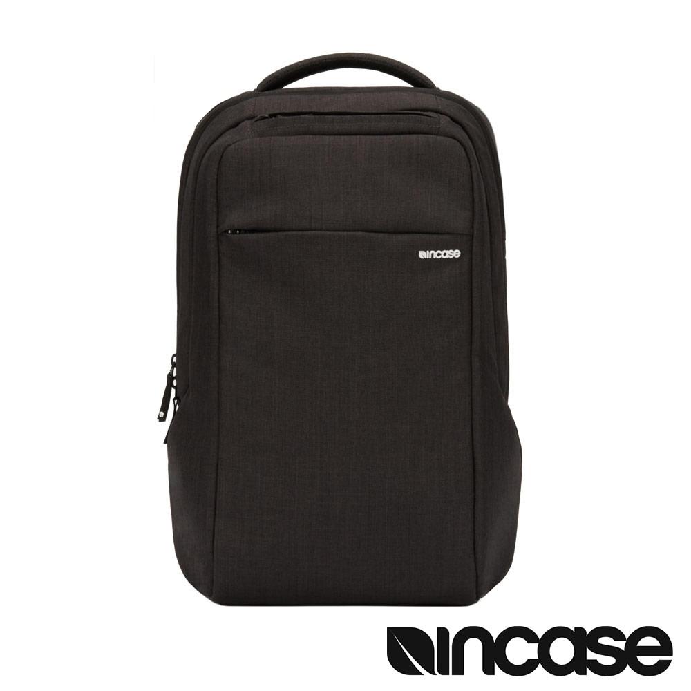Incase ICON Slim with Woolenex 15 吋電腦後背包-石墨黑