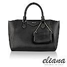 eliana-Natasha 系列兩用型天使包 -經典黑