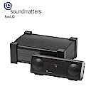 soundmatters foxL DUET 喇叭組 可攜式藍牙喇叭 迷你重低音箱