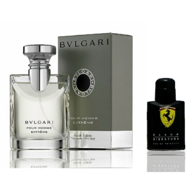 Bvlgari Pour Homme Extreme 大吉嶺極緻男性淡香水 100ml 搭贈隨機4ml 小香水