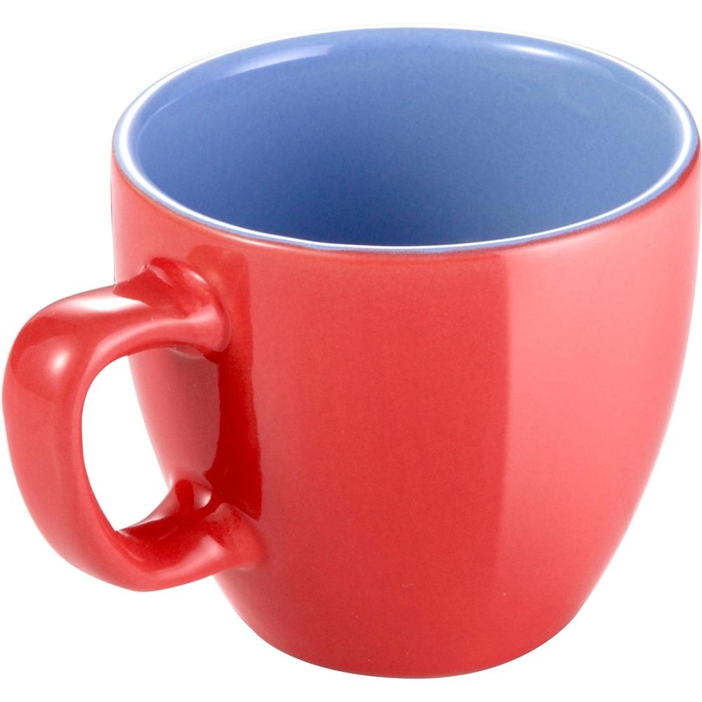 《TESCOMA》濃縮咖啡杯(紅藍80ml)