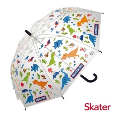 Skater透明雨傘-恐龍