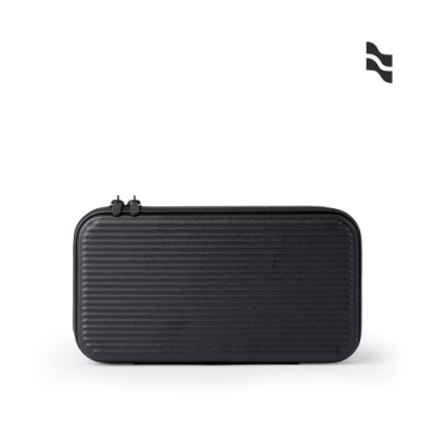 LOJEL Travel Organizer 硬殼盥洗包 化妝包 收納包 黑色