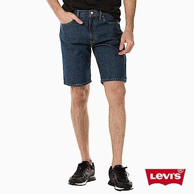 牛仔短褲 男裝 505 中腰標準直筒/ 無彈性 - Levis