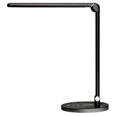 安寶滑軌式LED護眼檯燈(黑色) AB-7211