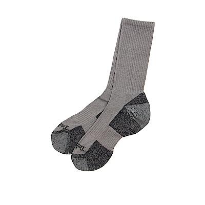 Timberland 深灰色排汗休閒半筒襪(3入組) | TH480020