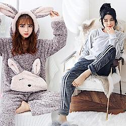 甜蜜生活時尚 韓版居家休閒睡衣79折