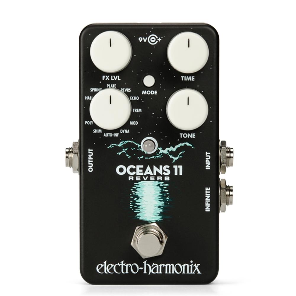 Electro Harmonix Oceans 11 效果器