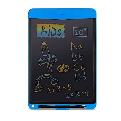 Green Board KIDS 10吋彩色電紙板 液晶手寫板 塗鴉板 (2款可任選)