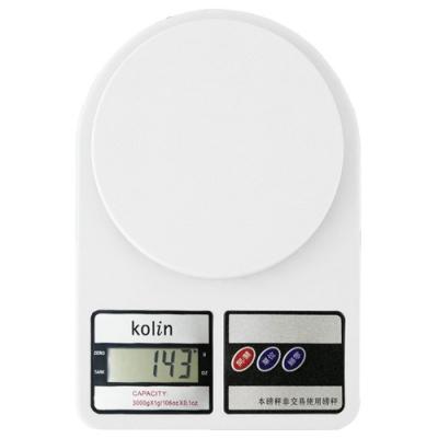 Kolin歌林多功能廚房料理電子秤 KWN-ZJ552