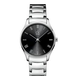 Calvin Klein 簡約經典鋼帶女錶 (K4D2214Y)