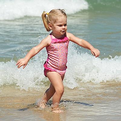 澳洲 RASHOODZ兒童抗UV防曬兩件式比基尼泳裝