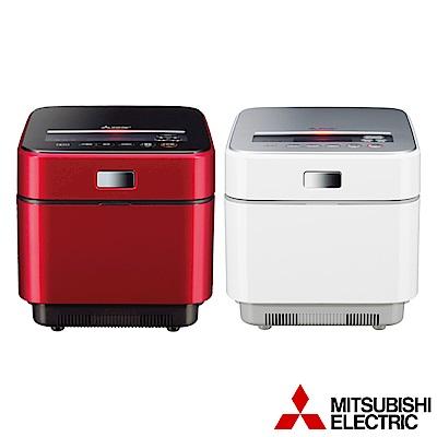 MITSUBISHI 三菱 6人份 蒸氣回收IH電子鍋 NJ-EXSA10JT