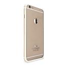 Apple iPhone 6s Plus / 6 Plus 5.5吋鋁合金框手機殼-金