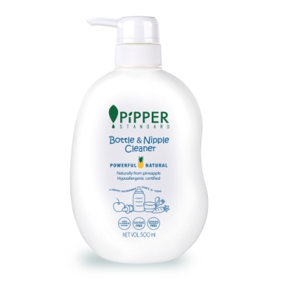 PiPPER STANDARD沛柏鳳梨酵素奶瓶&蔬果清潔劑 500ml