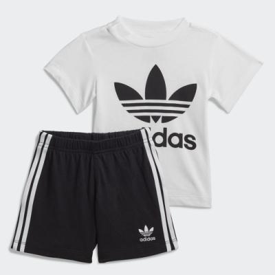 adidas ADICOLOR 運動套裝 男童/女童 FI8318