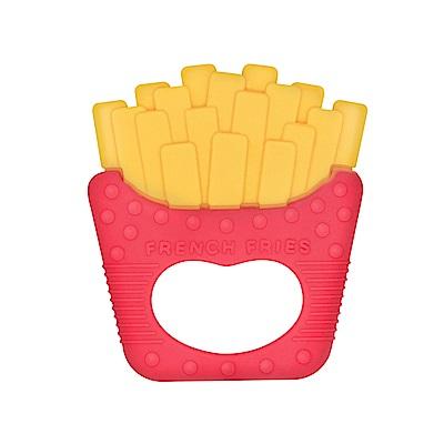 Baby GaGa薯條固齒器(含鍊夾/收納盒)