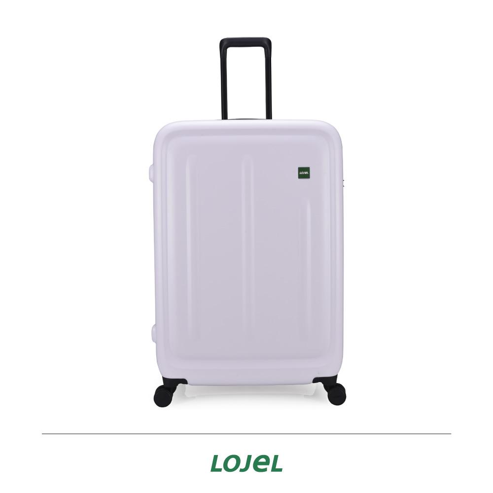 LOJEL STRIO 27吋 拉鍊拉桿箱 行李箱 旅行箱 白色