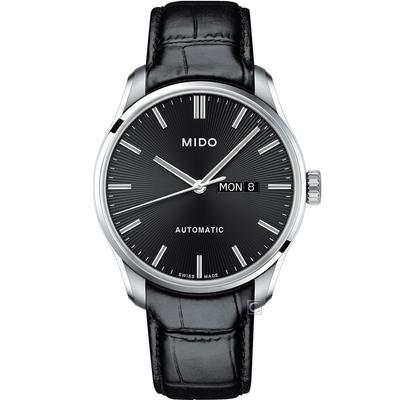 MIDO 美度錶 Belluna Gent系列時尚紳士機械錶-M0246301605100/42.5mm