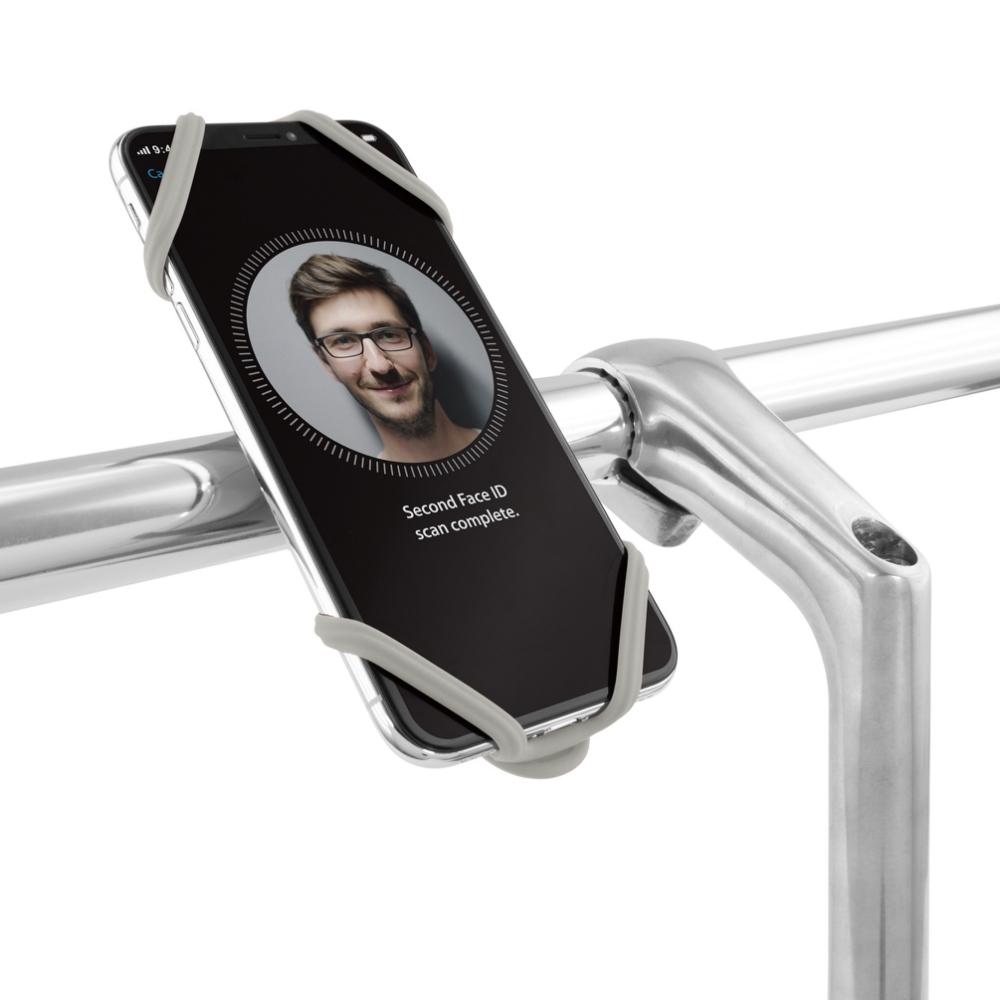 【Bone】單車手機綁  Bike Tie 2 -灰