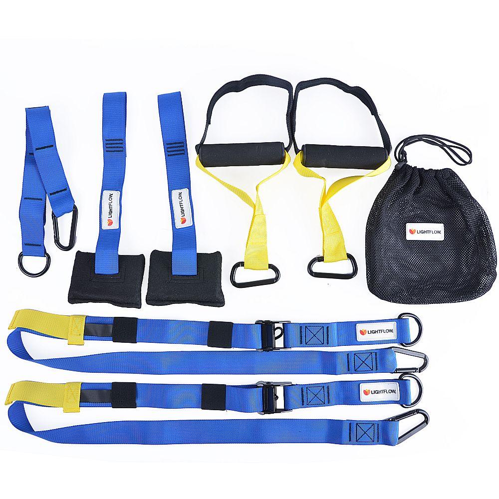 Light Flow Trainer 全功能懸吊阻力訓練器 健腹 重量訓練 訓練繩