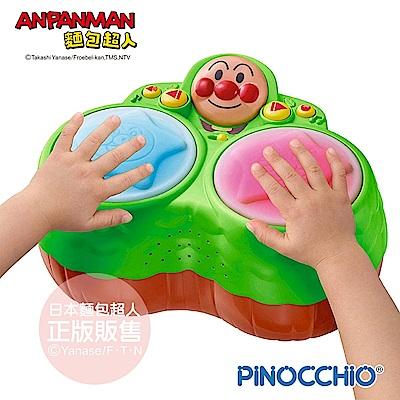 ANPANMAN 麵包超人-一起快樂玩音樂!麵包超人魔法手鼓(8m+)