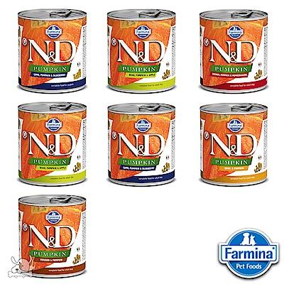Farmina法米納 ND挑嘴犬南瓜無穀主食罐 285g 24罐