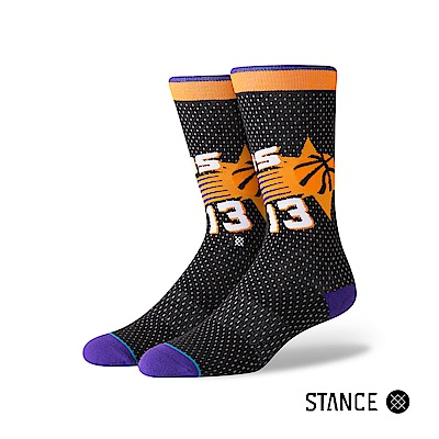 STANCE SUNS 97 HWC-男襪-休閒襪-NBA HWC系列聯名款