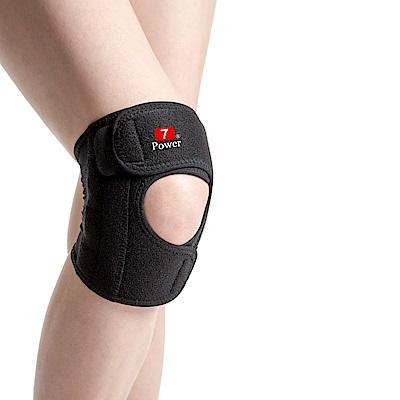 [時時樂限定]7Power 醫療級專業護膝x2入超值組(5顆磁石)