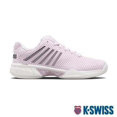 K-SWISS Hypercourt Express 2透氣輕量網球鞋-女-薰衣草