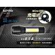 KINYO USB充電式鋁合金變焦LED迷你手電筒 product thumbnail 1