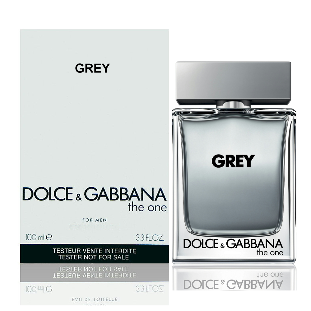 Dolce & Gabbana The One Grey唯我銀河淡香水100ml Test