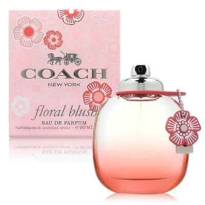 COACH Floral Blush 嫣紅芙洛麗女性淡香精 90ML
