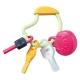 日本People-五感刺激鑰匙圈玩具(1Y5m+) product thumbnail 1