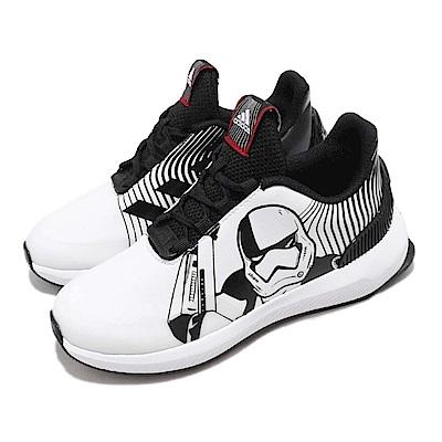 adidas 慢跑鞋 RapidaRun 聯名 童鞋