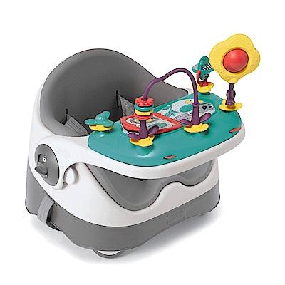Mamas&Papas 三合一都可椅/餐椅含玩樂盤-霧都灰(CF)
