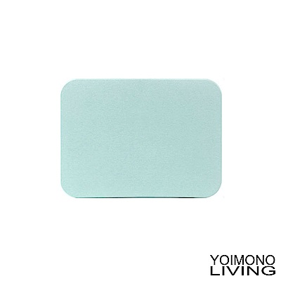 YOIMONO LIVING 珪藻土輕巧足適速乾地墊-綠色