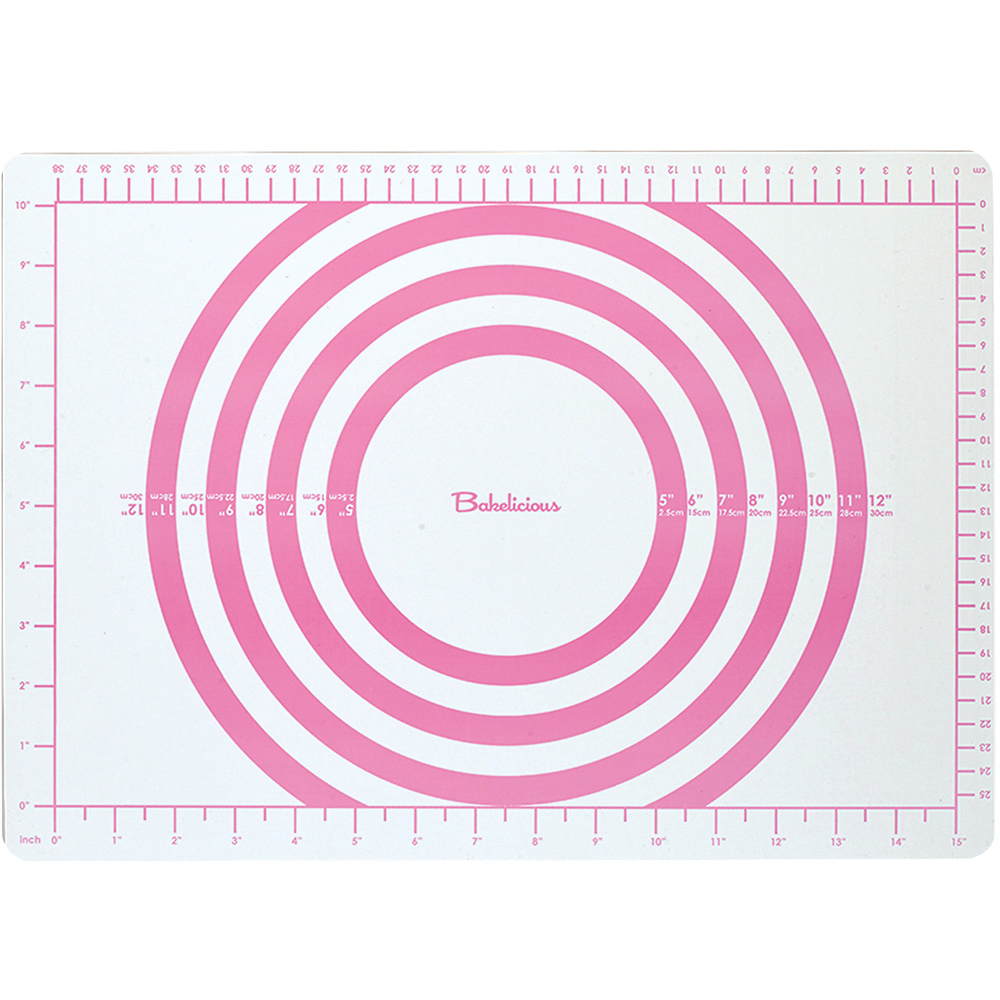 《FOXRUN》Bake測量矽膠烤墊