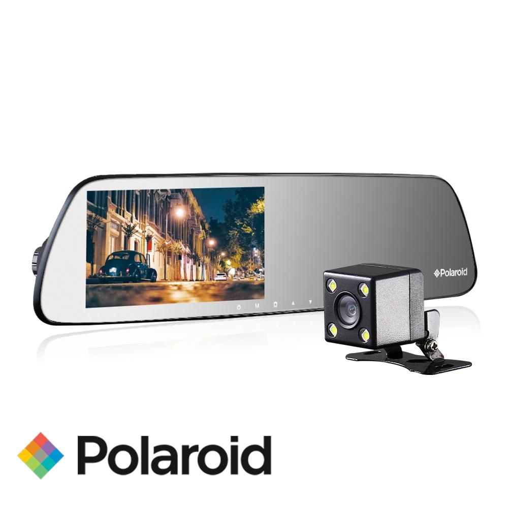 Polaroid 寶麗萊 DS502GS 雙鏡頭行車紀錄器 後鏡頭720P版-快
