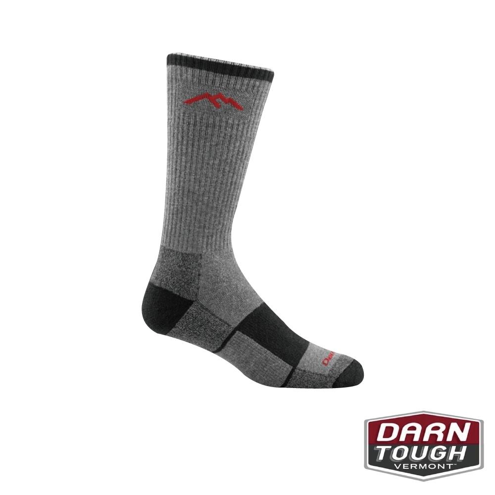 【美國DARN TOUGH】男羊毛襪COOLMAX登山襪(隨機)