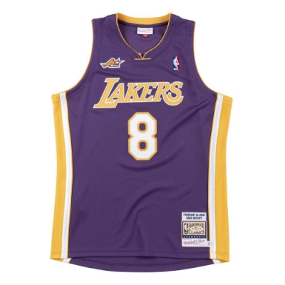 M&N Authentic球員版復古球衣 All-Star Game 2000 #8 Kobe Bryant