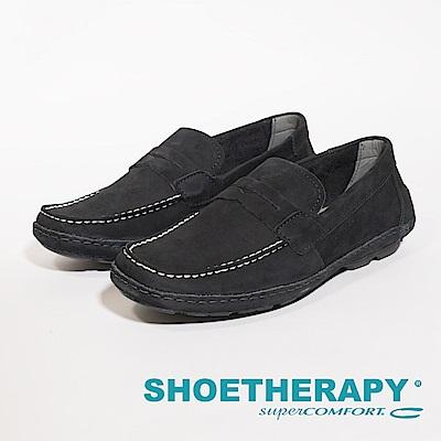 SAPATOTERAPIA 巴西男士皮革商務休閒鞋 男鞋-黑(另有咖)