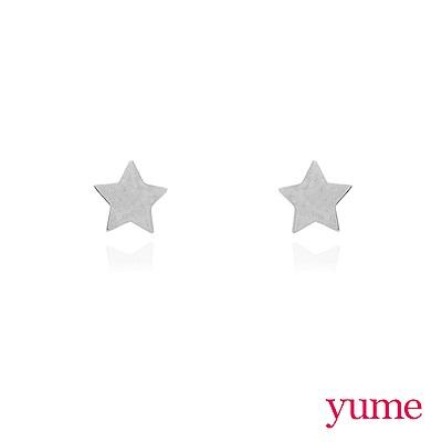 YUME - K金小星星耳環