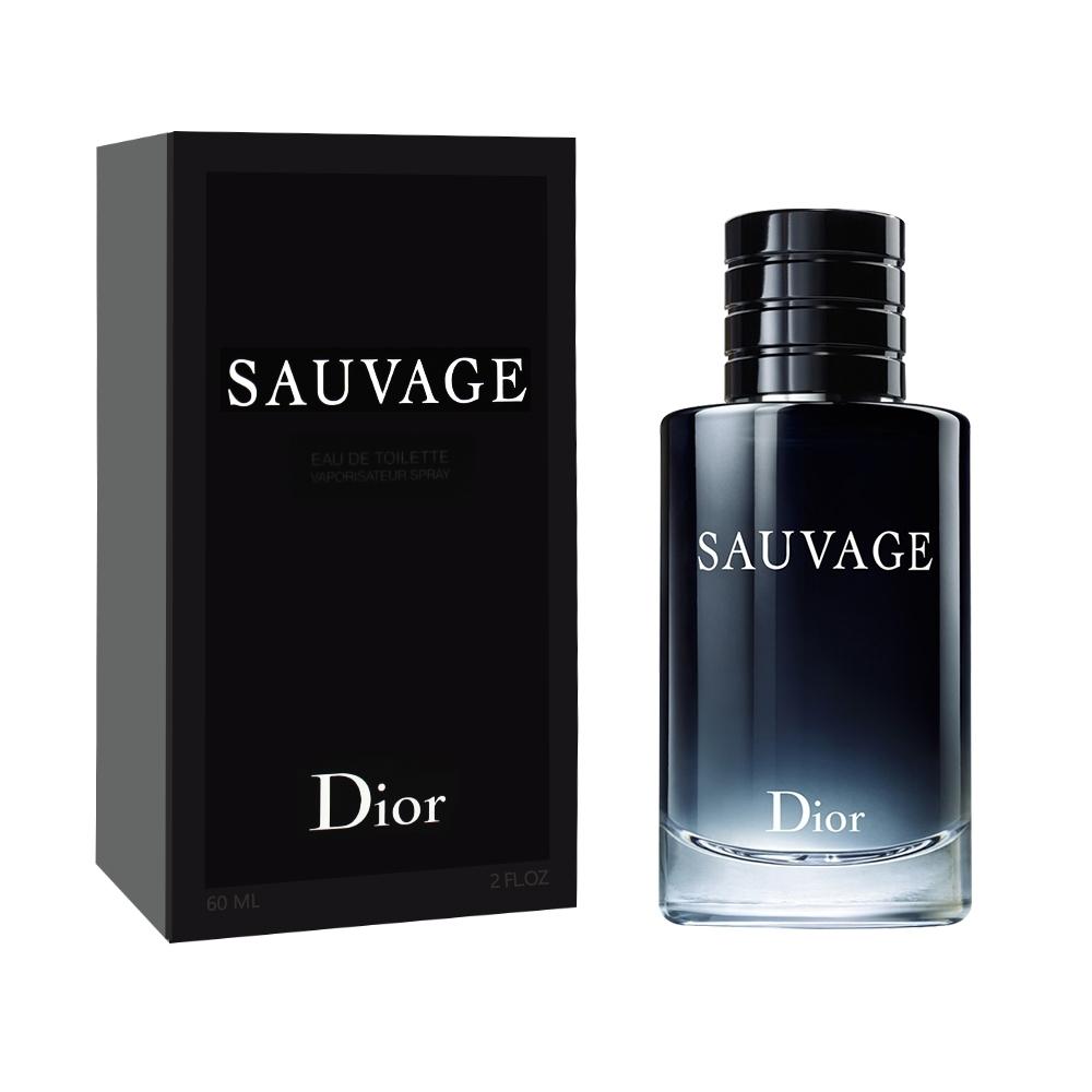 Dior SAUVAGE 曠野之心男性淡香水 60ml